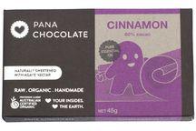 Pana chocolate. Cinnamon