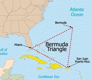 NUESTRO MUNDO MISTERIOSO: Triangulo de las Bermudas. misterio resuelto?
