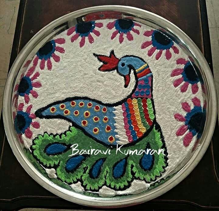 Peacock by Bairavi kumaran