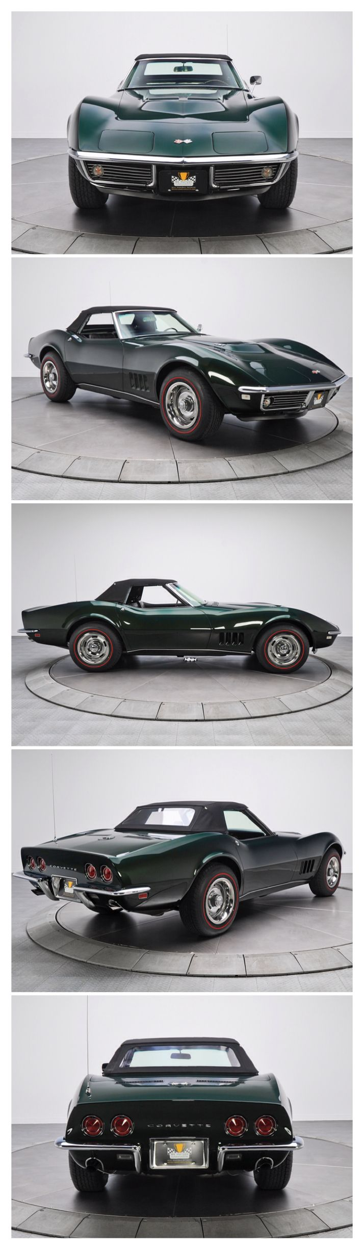 1968 Chevy Corvette Sting Ray 427