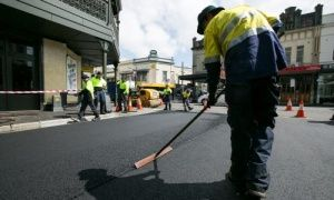 Asphalt mix made with recycled printer toner paves way for eco-friendly roads Road contractor and cartridge recycling company team up for world's first commercial use for toner waste  http://www.theguardian.com/australia-news/2015/may/20/asphalt-mix-made-with-recycled-printer-toner-paves-way-for-eco-friendly-roads