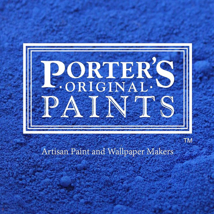 The art of the craft #porterspaints #artisan #paint #wallpaper #designermakers #creativesatwork #play