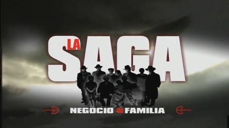 La saga, negocio de familia fue una telenovela colombiana producida por Caracol Televisión en 2005. Marcó un alto lugar en sintonía en el p...