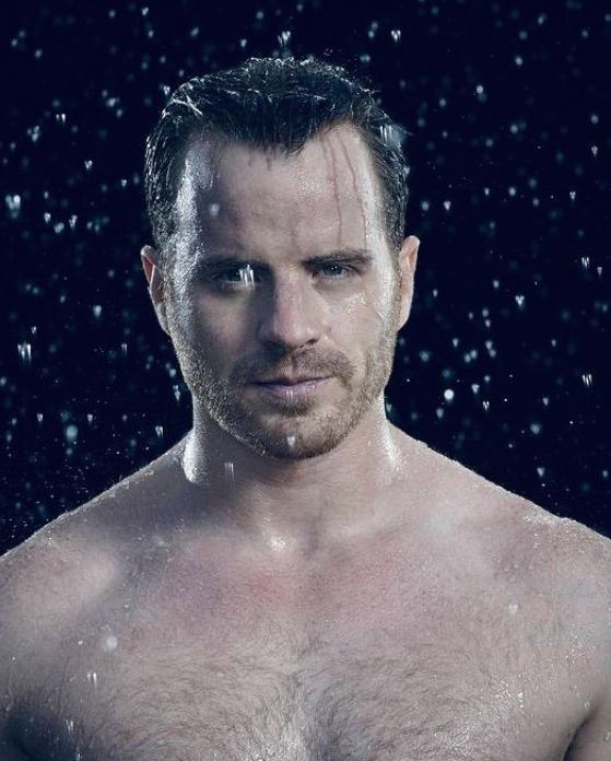 Rob Kazinsky - Second Chance - love this show.