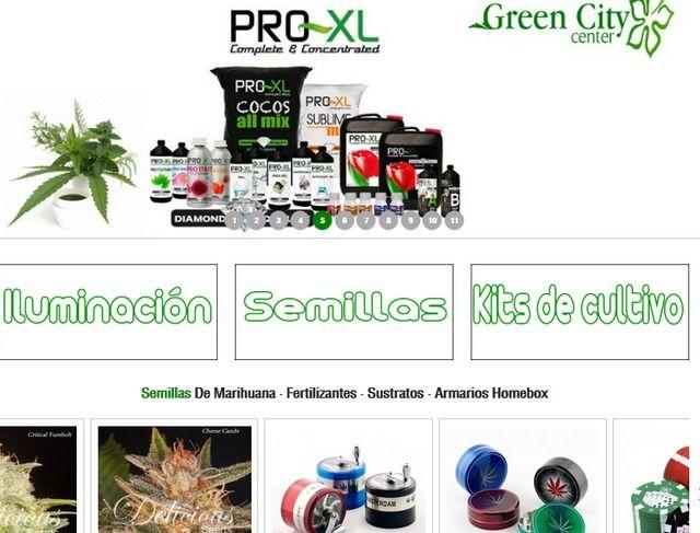 . Visita nuestro grow shop en Madrid contamos con varias tiendas f�sicas en rivas, torrej�n de ardoz, arganda del rey y alcala de henares, tambi�n puedes visitar nuestro sitio web en cual podr�s comprar online, en el men� superior encontrar�s una pesta�a del blog en el se hallan art�culos informativos  acerca de como germinar semillas de marihuana, plantar cannabis en exterior etc. M�s adelante subiremos m�s contenido para cultivadores. Accede a www.greencitycenter.com el grow shop m�s…