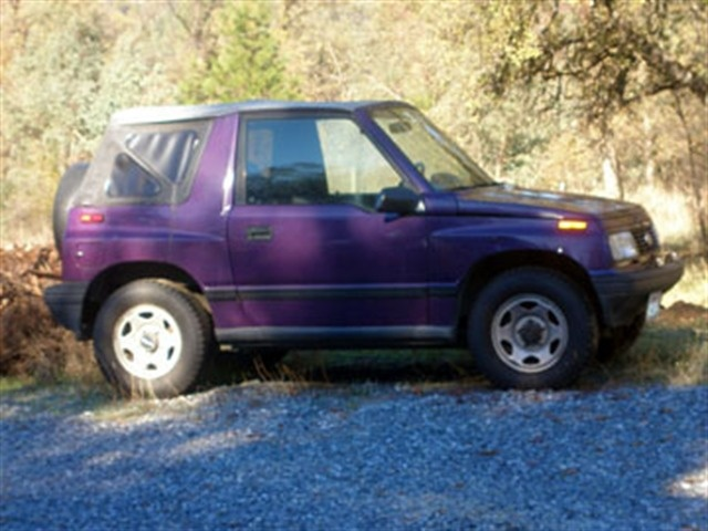 16 best geo tracker dreams images on pinterest 4x4 cars and 1996 geo tracker 2 dr std convertible sciox Images