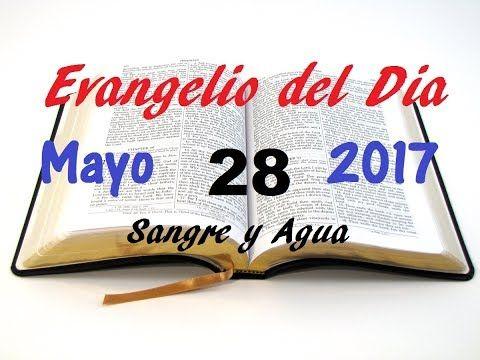 Blog de Padre Santiago: Evangelio de hoy, Domingo 28 Mayo (pulse aqui)