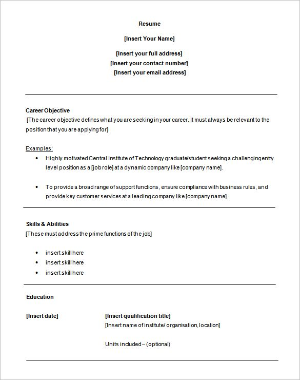 25 customer service resume template free samples examples format templates the jays yelopaper Gallery