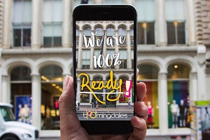 Bloomingdale's' New In-Store Campaign Uses Snapchat Filters - http://www.psfk.com/2016/09/bloomingdales-new-in-store-campaign-uses-snapchat-filters.html