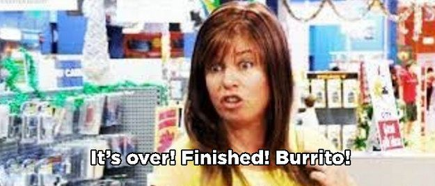 "When Kim gave us a perfect conversation ender. | 22 Goddamn Iconic Phrases ""Kath & Kim"" Blessed Us With"