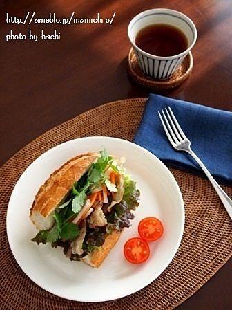 サンドイッチを極めよう♪人気のレシピ10選|CAFY [カフィ]