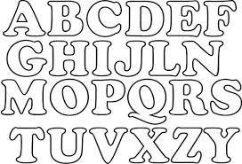 Resultado de imagen para letras para imprimir carteles