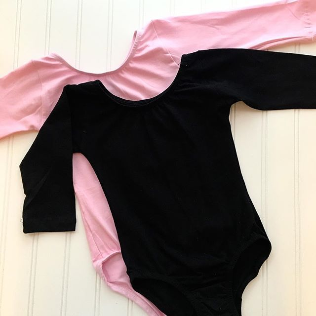 Toddler Leotards! #rufflesandtutus