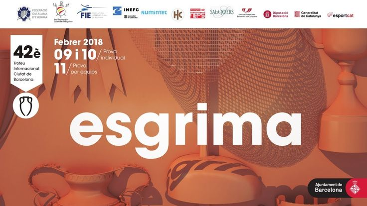 Esgrima 2018 Women's Epee Team World Cup Barcelona - Commentary Feed - LA TELE DEPORTES