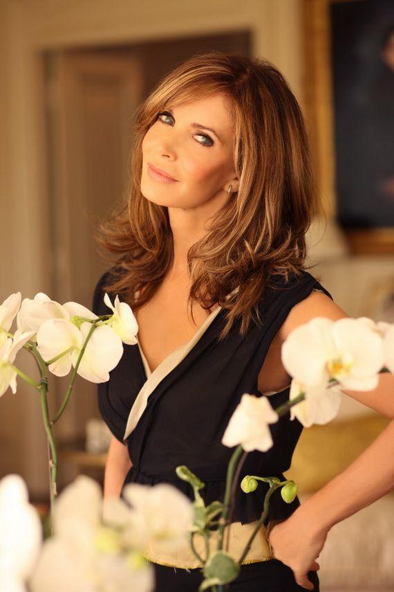 Get Elegant Look With Jaclyn Smith Hairstyles