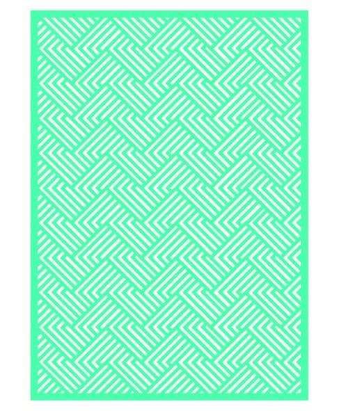 inspired by my fav Samoan pattern