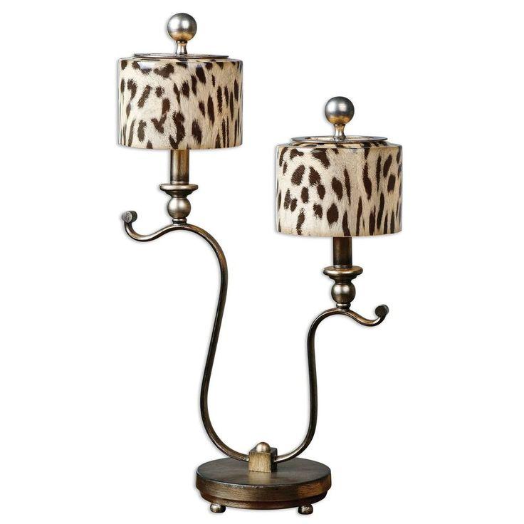 uttermost lighting uttermost malawi accent lamp - Uttermost Lighting