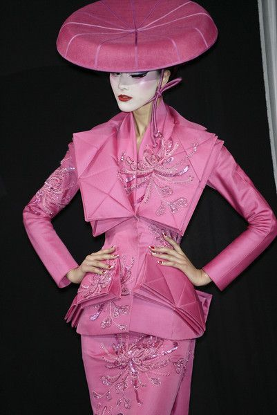 Christian Dior by John Galliano Fashion show & more…