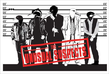 Brad Novak : The Unusual Suspects 1.1