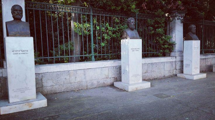 #sofoklis #eshilos #evripidis #athens #greece
