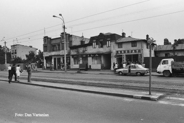 1978 - Rahova Statia Stan Tabara - Trecut şi prezent pe Calea Rahovei | Bucurestii Vechi si Noi
