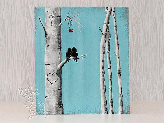 Rustieke houten borden Love Gift hout teken Love Bird