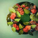 カファレルからクリスマスリースをモチーフにしたケーキ、3種の果実が香るスイーツも 写真5