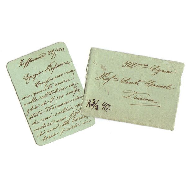 Vintage correspondence letter - set 2 ($3.99) ❤ liked on Polyvore featuring home, home decor, office accessories, fillers, paper, accessories, books, decor and vintage office accessories