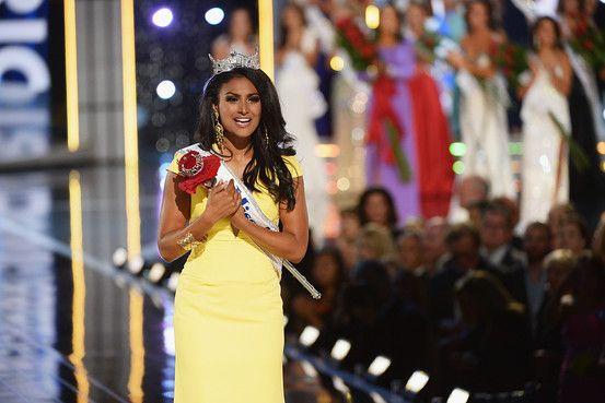 Indian-American Wins Miss America - Scene Asia - WSJ