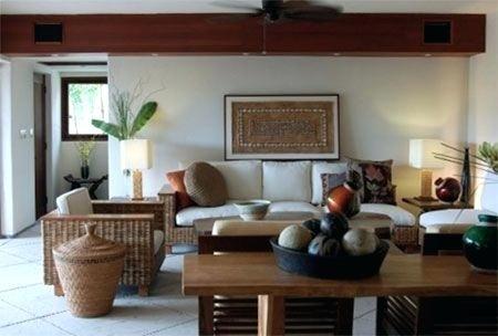 Living room, Bali house, Balinese decor | Balinese decor ...