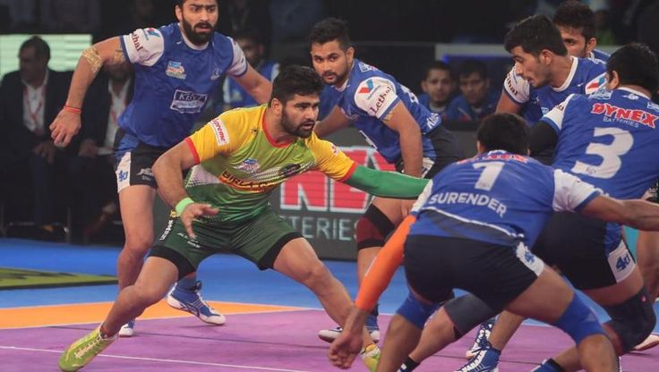 Pro Kabaddi League Patna Pirates outshine Haryana Steelers in Eliminator - Hindustan Times #757Live
