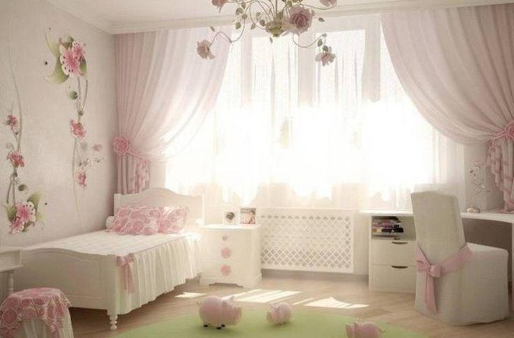 Ρομαντικά κοριτσίστικα υπνοδωμάτια Για τις μικρές σας πριγκίπισσες.