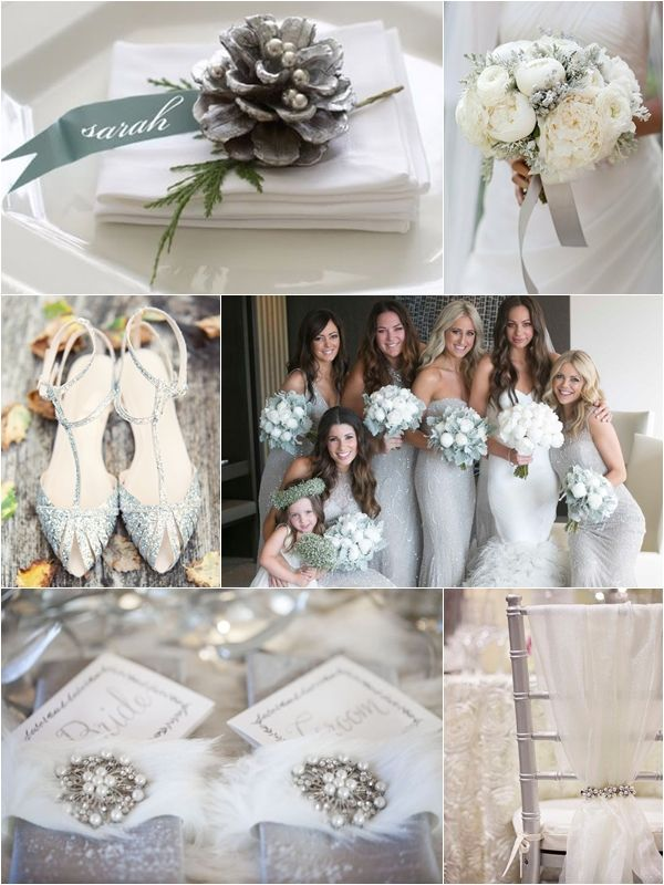Wedding Philippines Silver Winter Ideas Inspiration 01