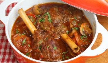This Greek veal stew is the perfect Greek comfort dish. It's perfect for cold winter nights.