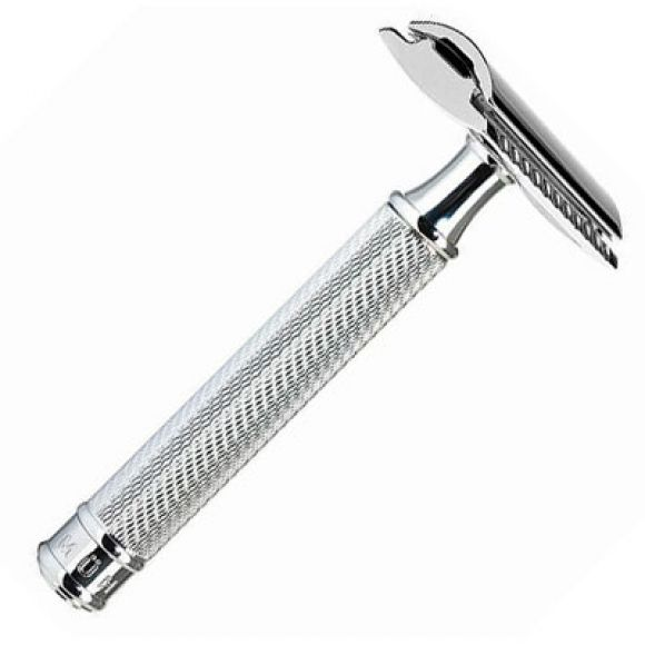 Muhle Shaving Razor R89. Shop now at www.hardtofind.com.au