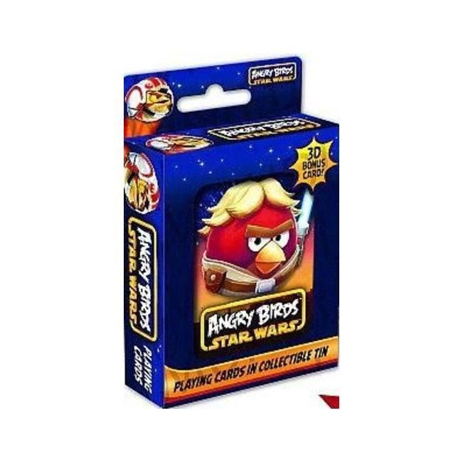 Angry Birds - Star Wars kártya fém dobozban - 3 éves kortól - Egyszerbolt Társasjáték Webáruház