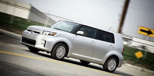 2012 Scion xB in NC  http://blog.toyotaofnorthcharlotte.com/2012/n-charlotte-toyota-brings-2012-scion-xb-nc-city-drivers/