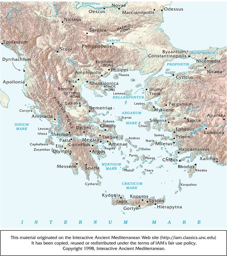 57 best maps of greece images on pinterest cards greece and maps greek and ionian city states you can find the major players in the trojan war sparta near the southern tip of greece athens on the eastern edge of gumiabroncs Gallery