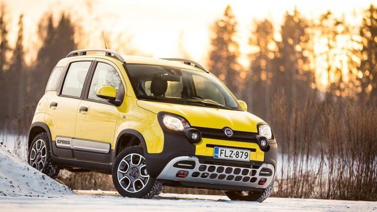 Maistiainen: Fiat Panda on Suomen halvin neliveto