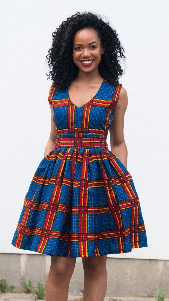 Kitenge Dresses 2017 Party Teenagers – fashion dresses