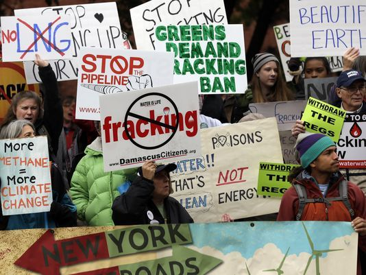 N.Y. towns can ban fracking, state court rules - USA TODAY #NY, #Fracking, #USA