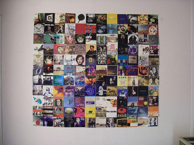 Best 25+ Cd wall art ideas on Pinterest   Cd mosaic, Diy ...