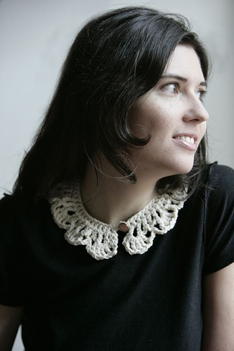 d: With Diamonds, Breakfast, Crochet Clothes, Collar S Style, Lace Collar, Collars, Amıgurumı Tığ, Bout Crotchet, Crochet Lace