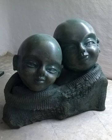 Prem Lata Sarkar – Artist Sculptor - India Sculptures - India Art Gallery -Sculpture Exhibition India –  http://indiaartgallery.in/artists/prem-lata-sarkar/