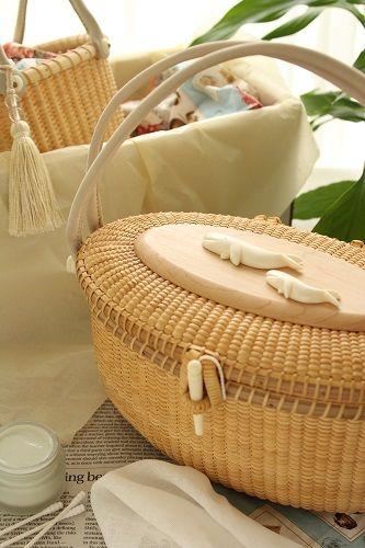 Basket Weaving Nantucket : Best images about baskets on