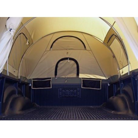 Kodiak Canvas Truck Bed Tent 7206 5 5 To 6 8 Ft Camping