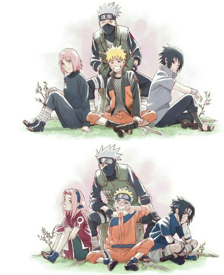 Team 7 naruto pinterest inspiration for Wohnzimmertisch team 7