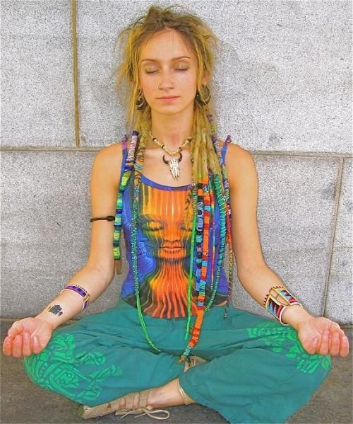 hippy chick dating