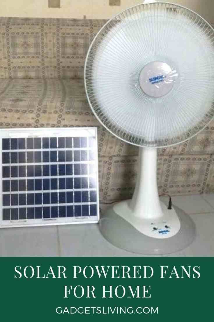 Top 10 Best Solar Powered Fan Reviews Buying Guide Solar Powered Fan Solar Power Solar