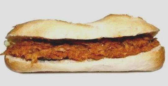 Surinaams eten!: Surinaamse recepten: Broodje bakkeljauw